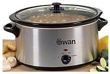 Swan Sf11041 5.5-Litre Slow Cooker