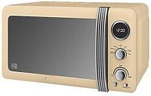 Swan Sm22030Cn Retro 20-Litre Digital Microwave -