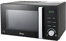 Swan Sm22100B 23-Litre Digital Microwave - Black