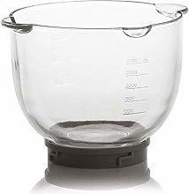Swan SP33010N004 SP33010N004-Bowl (4 L), Glass