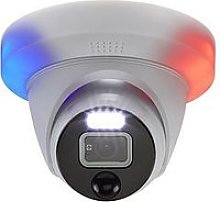 Swann Smart Security 4K Enforcer Controllable Red