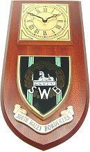 SWB South Wales Borderers Wall / Mess Clock