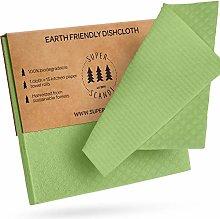 Swedish Dishcloths Eco Friendly Reusable