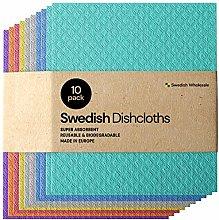 Swedish Kitchen Sponge Cloth Eco Friendly Cleaning