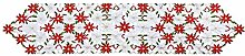 Sweet Do Christmas Embroidered Table Runners
