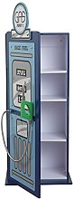 Sweet Dreams Formula 1 Petrol Pump Cabinet Blue,