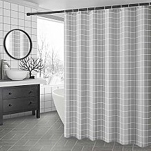 Sweet Luck Shower Curtain Anti-Mould Waterproof