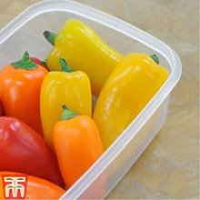 Sweet Pepper 'Lunchbox Yellow'