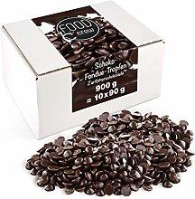 Sweet Wishes 900g Fondue Chocolate from Belgium