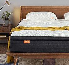 Sweetnight King Size Mattress 5FT Gel Memory Foam