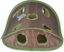 Swide Cat Tunnel ToyCollapsible Pet Play Tunnel