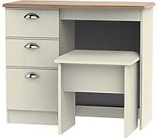 Swift Charlotte Ready Assembled Vanity Table And Stool Set