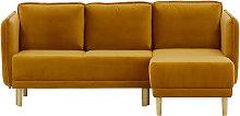 Swift Corner Sofa Bed-Velluto 8