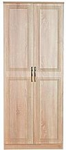 Swift Winchester Ready Assembled 2 Door Wardrobe
