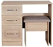 Swift Winchester Ready Assembled Vanity Table And Stool Set