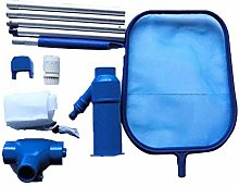 Swimming Pool Clean Net Kit - Pool Skimmer with