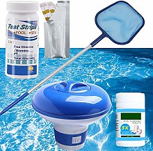 Swimming Pool Cleaning Kit Accessories Garden Pond