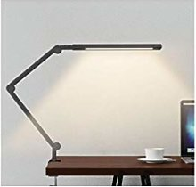 Swing Arm Lamp LED Desk Lamp with Clamp 9W