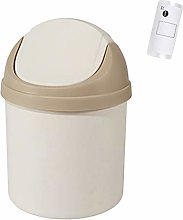 Swing Bin for Kitchen and Bathroom, Small Plastic