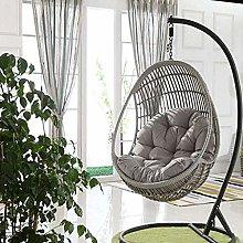 Swing Hanging Basket Seat Cushion, Waterproof