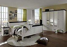 Swing Wardrobe European-Style Home Economy Large
