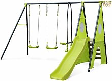 Swing with 5 pieces of accessories - Libeccio -