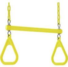 Swingan Kids Trapeze Bar Swing Seat & Rings |