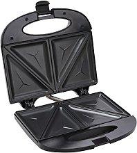 Swiss Home Sandwich Maker, Metal, Plastic,