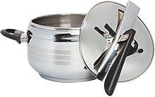 Swiss Home Zurich Pressure Cooker, Silver, 5