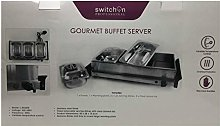 SwitchOn Professional Stainless Steel Gourmet