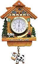Switzerland 3D Electronic Cuckoo Clock