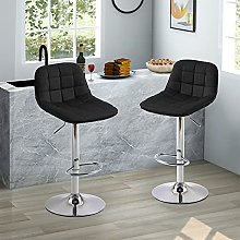 Swivel bar stool Home bar Soft Padded Chairs