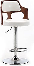Swivel Bar Stools for Kitchen Counter, Adjustable