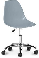 Swivel office chair with casters - Deswick Light