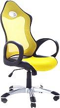 Swivel Office Chair Yellow iChair