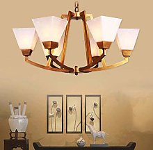 SWNN chandeliers 80 * 43cm All-copper Natural
