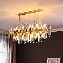 SWNN chandeliers Crystal Simple Geometric Lamp