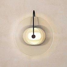 SWNN Wall Light Postmodern Creative Glass Living