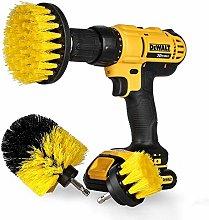 Swonuk 3 Piece Drill Brush Cleaning Tool