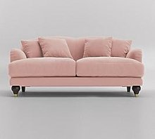 Swoon Holton 2 Seater Fabric Scatter Back Sofa