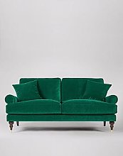 Swoon Sutton Fabric 2 Seater Sofa