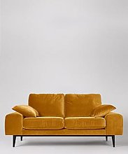 Swoon Tulum Fabric 2 Seater Sofa