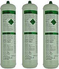 SWP Argon Disposable Gas Mig Welder Bottle 390G