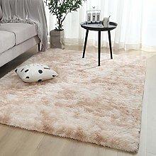 Swsen Living Room Rug Ultra Soft - Modern Fluffy