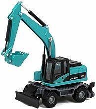 SXET Alloy Excavator Construction Truck Toy