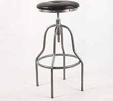 SXRDZ High stool chair Bar stool bar stool iron