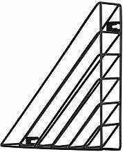 SXSHYUJE Grid Basket, Wire Wall Basket, Wall Mount