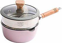 SXXYTCWL Mini Small Pot Cast Iron Small Soup Pot