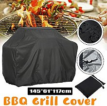 SY-MUPITIEZHI, 1pc Waterproof BBQ Grill Cover