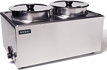 SYBO ZCK165BT-3 Commercial Grade Stainless Steel